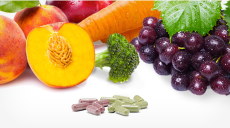Juice PLUS+® Zutaten